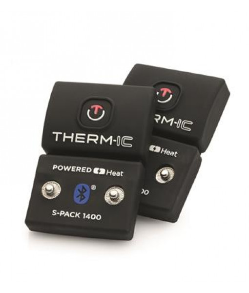 Therm-ic S Pack 1400 B Pour Power Socks BLUETOOTH©